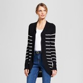 A New Day Women's Striped Cocoon Cardigan