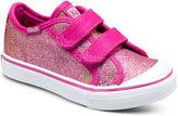 Keds Sugar Dip Glittery Hook & Loop Sneaker