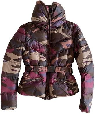 ADD Multicolour Coat for Women