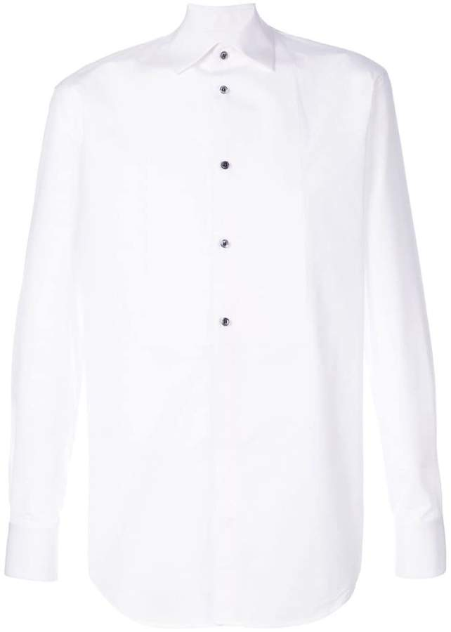 DSQUARED2 tuxedo shirt