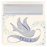 Hortense B. Hewitt 16ct Peace Dove Holiday Boxed Cards