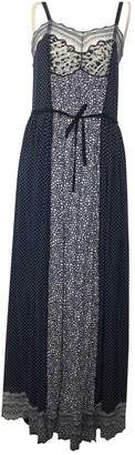 Chloé Navy Lace Dress for Women