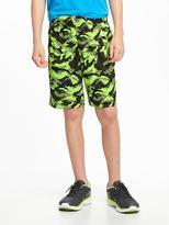 Old Navy Go-Dry Camo-Print Shorts for Boys