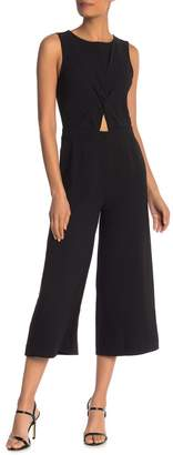 Rachel Roy Addison Twist Cutout Jumpsuit