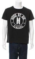 Hood by Air Logo Print T-Shirt