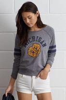 Tailgate Michigan Crewneck Sweatshirt