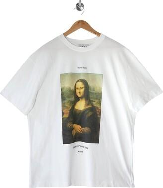 Topman Mona Lisa Graphic Tee