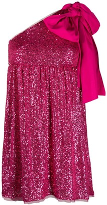 Liu Jo Sequin Cocktail Dress