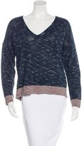Rag & Bone V-Neck Knit Sweater