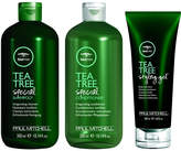 Paul Mitchell Tea Tree Trio - Shampoo, Conditioner and Styling Gel