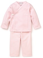 Kissy Kissy Girls' Wrap-Front Shirt & Pants - Baby