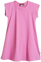 City Threads Jersey Raglan Dress (Baby) - Medium Pink-18-24 Months