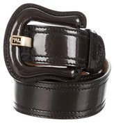 Fendi Buckle Waist Belt
