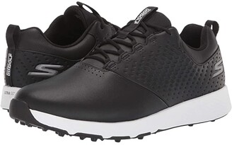 Skechers GO GOLF Elite 4 (Black/White) Men's Golf Shoes