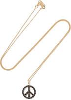 Ileana Makri 18-karat gold diamond necklace