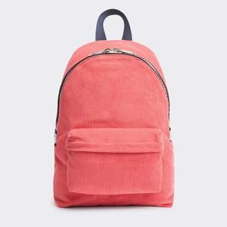 Tommy Hilfiger Corduroy Mini Backpack