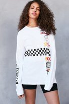 Junk Food Clothing NASCAR Long-Sleeve Tee