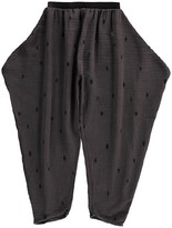 Bobo Choses Oversized Diamonds Juanola Trousers