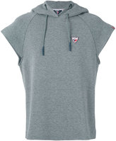Rossignol sleeveless hoodie