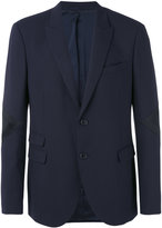 Neil Barrett two button blazer - men - Polyamide/Polyester/Spandex/Elastane/Virgin Wool - 48