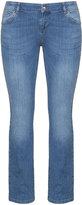 Jette Joop Plus Size Flared Juliane jeans