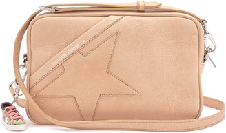 Golden Goose Star Bag in Nude