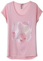Freeman T. Porter Printed Flower T-Shirt