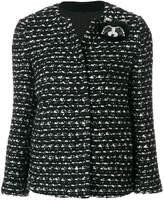 Ermanno Scervino bouclé tweed jacket
