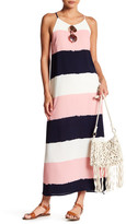 Soprano Stripe Sleeveless Dress