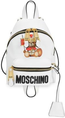 Moschino Gladiator Bear Backpack