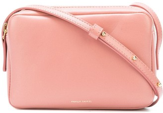 Mansur Gavriel Double Zip Crossbody