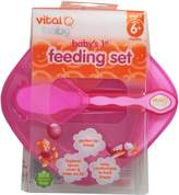 Vital Baby Baby's First Feeding Set