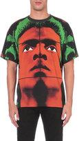 Moschino Face Print Cotton T-shirt