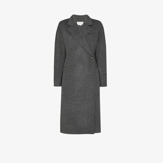 LVIR Wool Wrap Coat