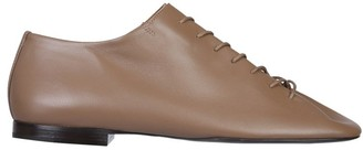 Lemaire Square Toe Derby Shoes