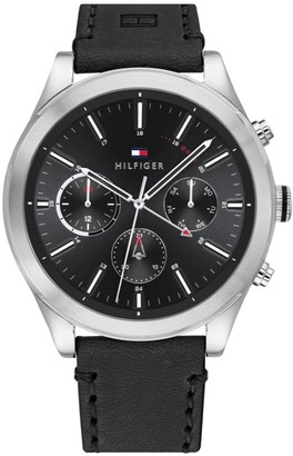 Tommy Hilfiger Ashton Watch Black
