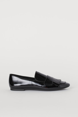 H&M Loafers with Fringe