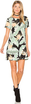 Show Me Your Mumu Em Mini Dress in Right in Green. - size S (also in )
