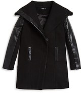 Bardot Junior Girls' Raven Coat - Sizes 8-16