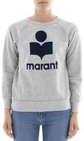 Isabel Marant Women's Grey Cotton Sweatshirt.