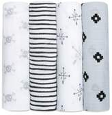Aden Anais aden + anais® 4-Pack Lovestruck Muslin Swaddle Blanket Set
