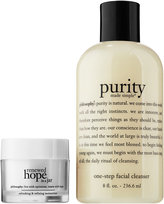 philosophy Purity and Renewed Hope Duo