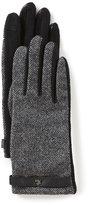 Lauren Ralph Lauren Herringbone Touch Gloves