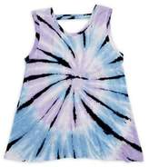 Flowers by Zoe Girl's Tie-Dyed Tank Top