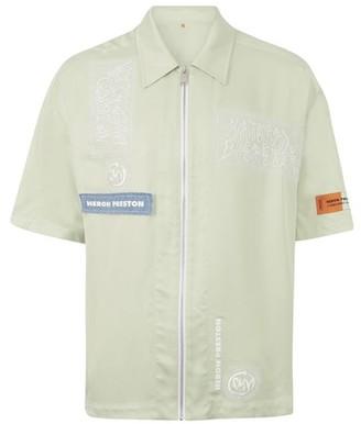 Heron Preston Sami Miro shirt