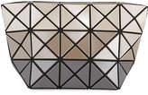 Bao Bao Issey Miyake Prism Metallic Stripe Clutch Bag