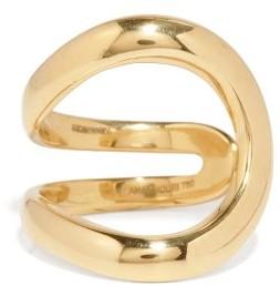 Ana Khouri Mirian 18kt Gold Ring - Yellow Gold