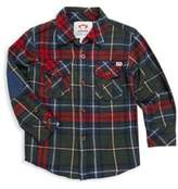 Appaman Toddler's, Little Boy's & Boy's Cotton Plaid Flannel Shirt