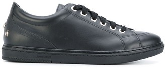 Jimmy Choo Classic Lace-Up Sneakers