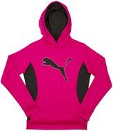 Puma Girls Cat Hoodie w/ Thumb Hole